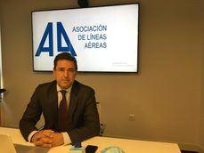 El presidente de ALA, Javier Gándara.