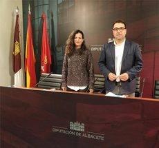 Raquel Ruiz y Modesto Belinchón.