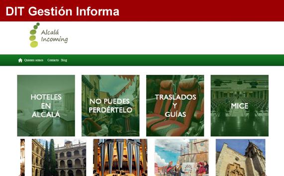 Alcalá Incoming, agencia del grupo DIT Gestión