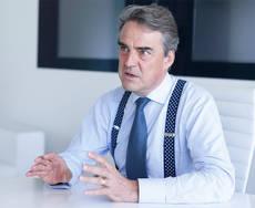 El director general y consejero delegado de IATA, Alexandre de Juniac.