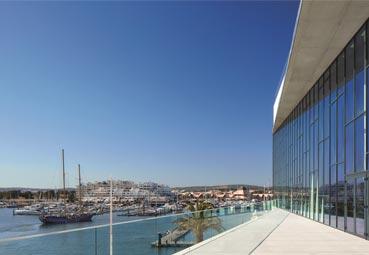 Nuevo recinto congresual en el sur de Portugal