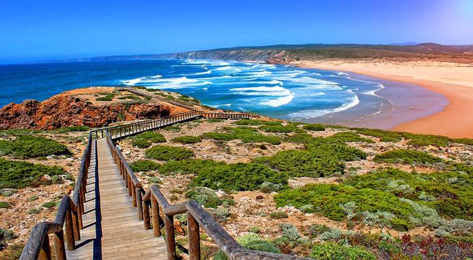 Portugal registra una ocupación récord en el Algarve
