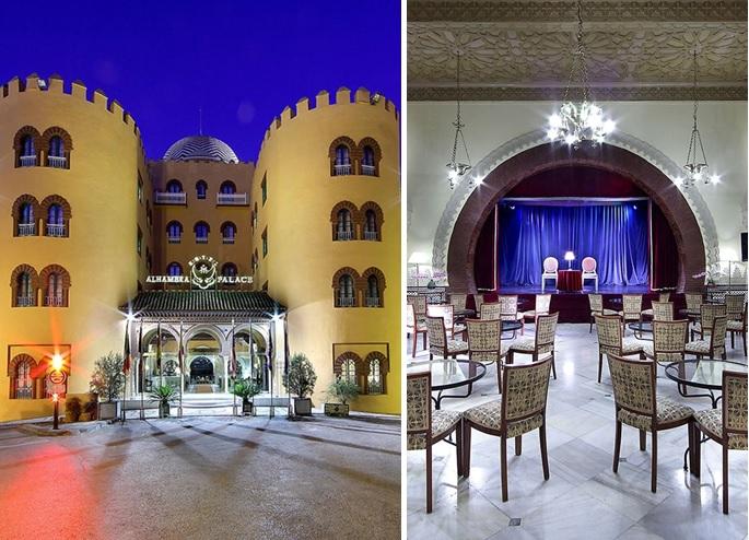 Alhambra Palace: MICE y Artes Escénicas