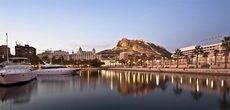 Una panorámica de Alicante.
