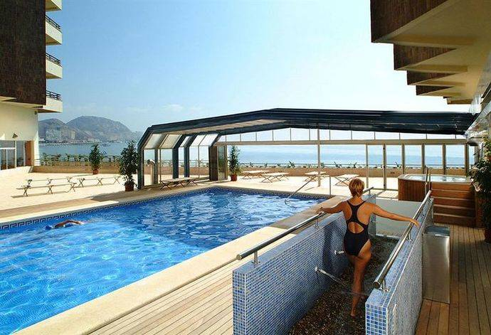 Alicante ciudad roza el 92% de ocupación hotelera durante el mes de agosto