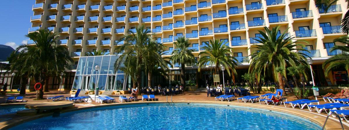 Los hoteles de alicante cierran agosto con cifras for Hoteles interior alicante