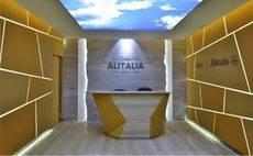 Nuevas salas de Alitalia en Fiumicino y Malpensa