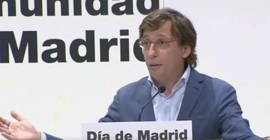 """Almeida: """"Nuestro Sector no es solo marca Madrid, es marca España"""""""