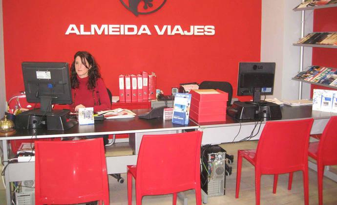 Almeida Viajes empieza 2016 con nueve oficinas, frente a las 200 que llegó a tener