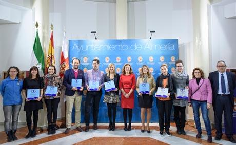 Once empresas de Almería reciben la certificación SICTED