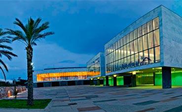 Almería aprueba mobiliario para el palacio de congresos