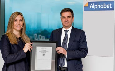 Alphabet obtiene el certificado de la norma ISO 10002