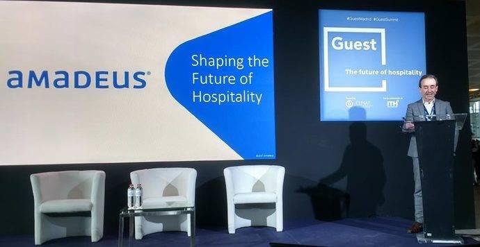 Amadeus, sobre el impacto tecnológico en los hoteles