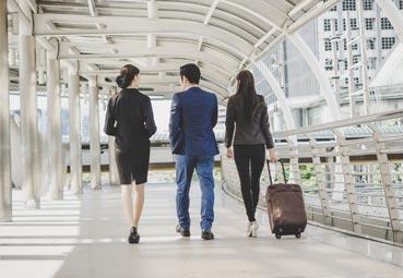 Amadeus y KPMG simplificarán la gestión de viajes