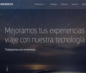 Amadeus presenta medidas de ayuda para sus clientes