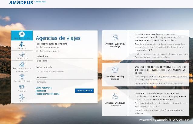 Amadeus destaca el 'éxito' de su comunidad 'online'