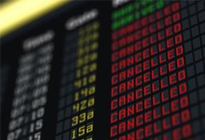 La caída de los viajes se debe a las restricciones y no a la falta de demanda