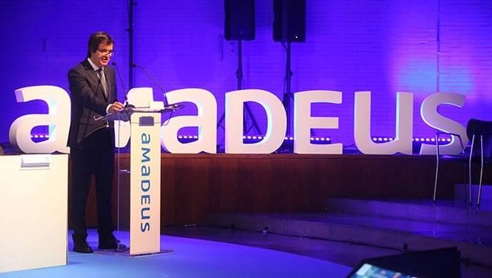 La cuota de mercado de Amadeus en la industria de los GDS roza el 44% en 2017