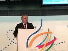 El director general de Amadeus España, Fernando Cuesta.