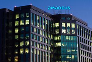Las reservas aéreas vía Amadeus suben por encima del 3%