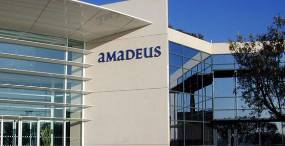 Amadeus gana cuota de mercado en la distribución aérea