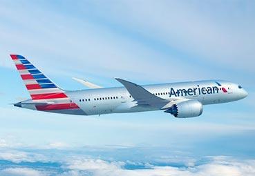 American Airlines compensa sus emisiones