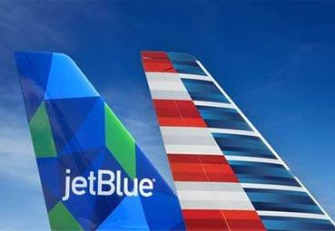 American amplía su oferta tras un acuerdo con JetBlue