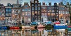 Ámsterdam, Países Bajos.