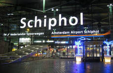 El precio medio de un vuelo a Ámsterdam cae un 11% en comparación con 2016.