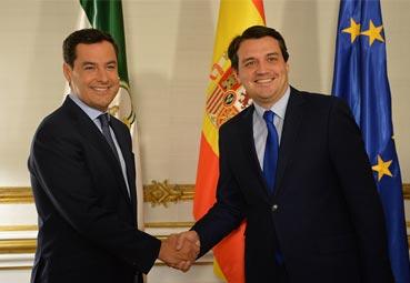 La Junta apoyará a Córdoba en el Turismo congresual