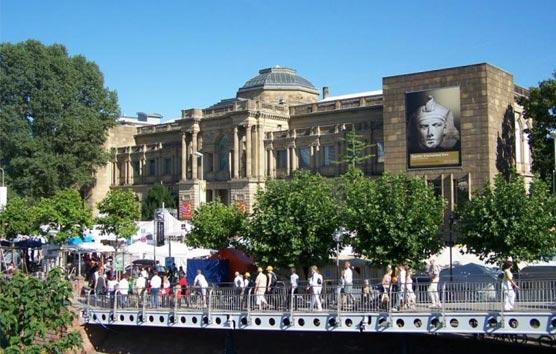 Andalucía promociona su oferta cultural y gastronómica en el Museumsuferfest