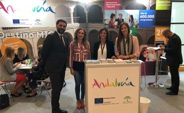 Andalucía realizará este año 40 acciones de promoción MICE