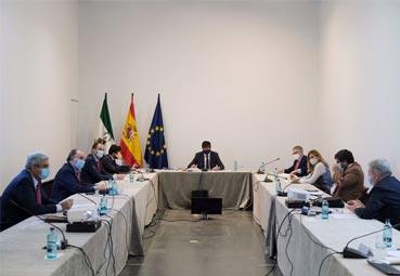 Andalucía traslada al Sector sus medidas de apoyo