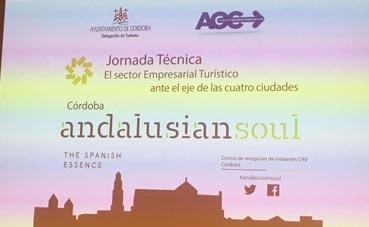 'Andalusian Soul' estará presente en la Jata Tourism Expo