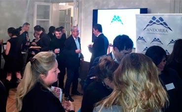 Andorra potencia en París su oferta para el Sector MICE