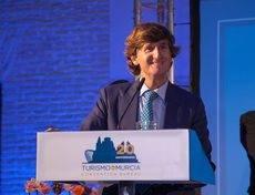 El gerente de Turismo de Murcia Convention Bureau, Ramón Palazón.