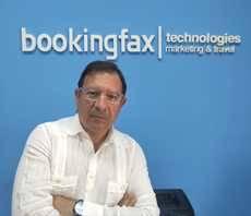 El consejero delegado de Bookingfax, Antonio Marichal.