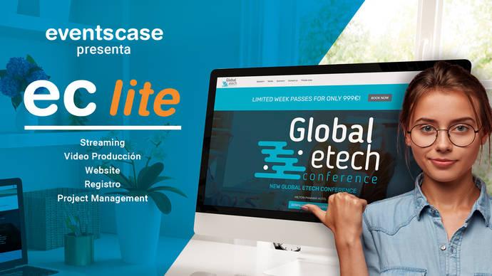 EventsCase EC Lite: rebajas en sus eventos virtuales