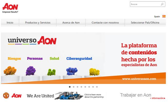 Aon lanza una nueva plataforma exclusiva para agencias