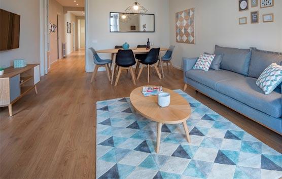 La ubicación y los servicios, claves en la elección de apartamentos 'corporate'