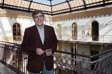 El presidente de la Asociación de Palacios de Congresos de España, Carlos García Espinosa.