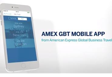 American Express GBT lanza una nueva aplicación