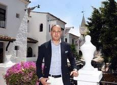 El CEO de Agora Next , Kemel Kharbachi.