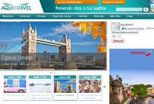 Aquatravel organiza seis encuentros con agentes de viajes