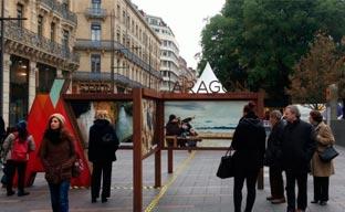 Aragón presenta su oferta de reuniones en Francia