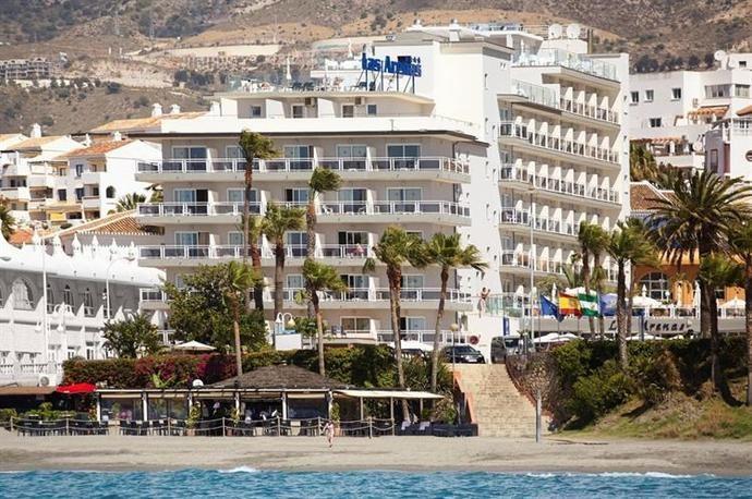 Hotel Las Arenas se incorpora a Affiliated by Meliá