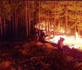 Ashotel lamenta las cancelaciones por el incendio en Canarias