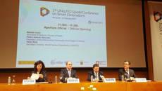 La secretaria de Estado de Turismo, Matilde Asián, en el congreso de la OMT.