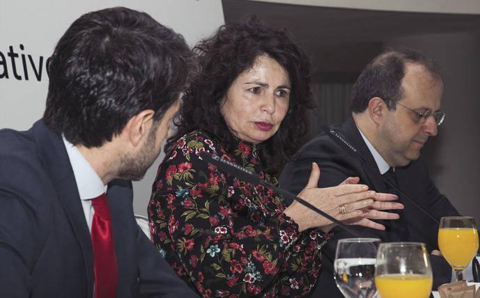 Matilde Asián: 'Con un buen presupuesto, lo de Francia sería un juego de niños'