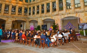 Gijón entrega su galardón a Thyssenkrupp